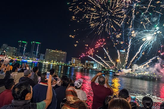 FIREWORKS TO ADD EXTRA SPARKLE TO UAE NATIONAL DAY CELEBRATIONS IN DUBAI